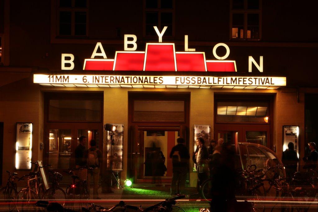 Кинотеатр Babylon