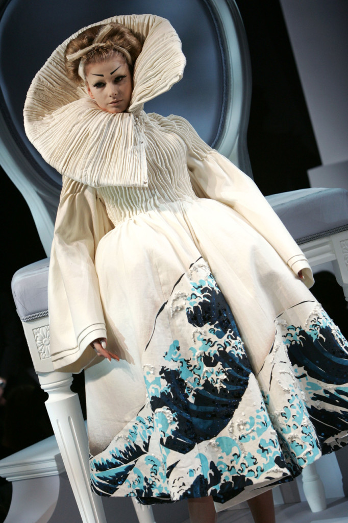 Christian Dior Haute Couture Spring Summer 2007 collection7