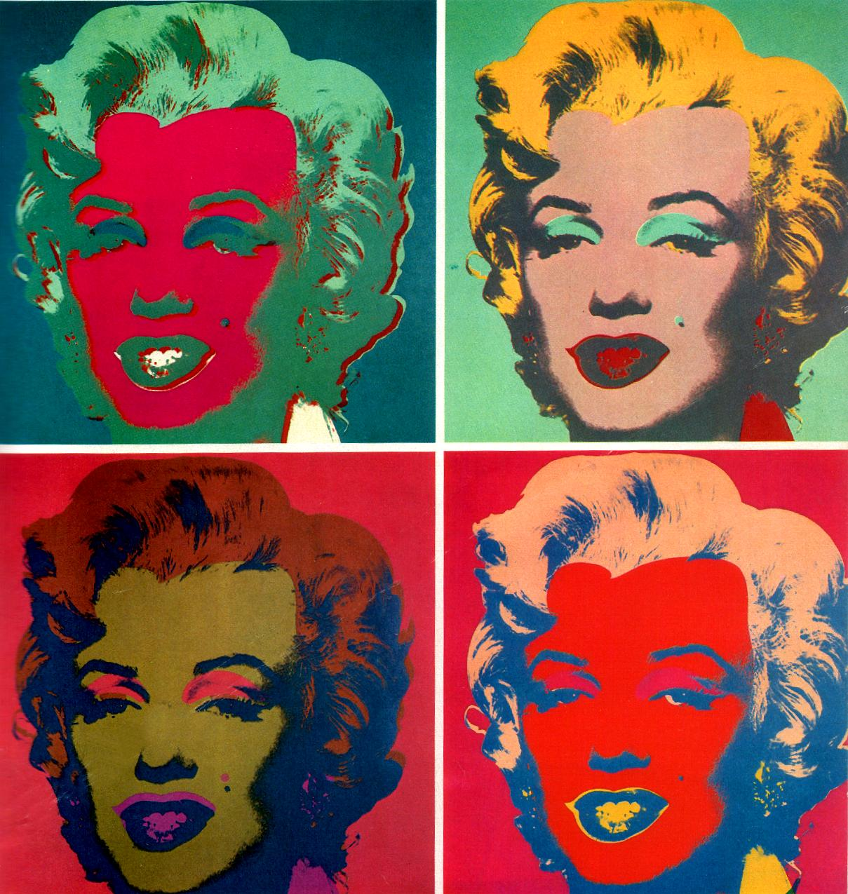 marilyn diptych essay The essay compares andy warhol's marilyn diptych with yasumasa morimura's self-portrait warhol's marilyn diptych is an acrylic on canvas painted in 1962.