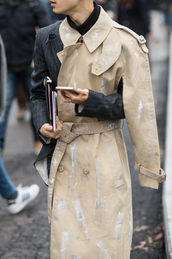 MILAN FASHION WEEK #MFW Street Style A/W 2015 - DAY ONE