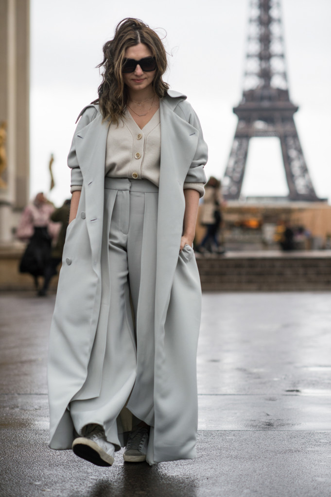 PARIS FASHION WEEK #PFW Street Style Haute Couture S/S 2015 - DAY FOUR