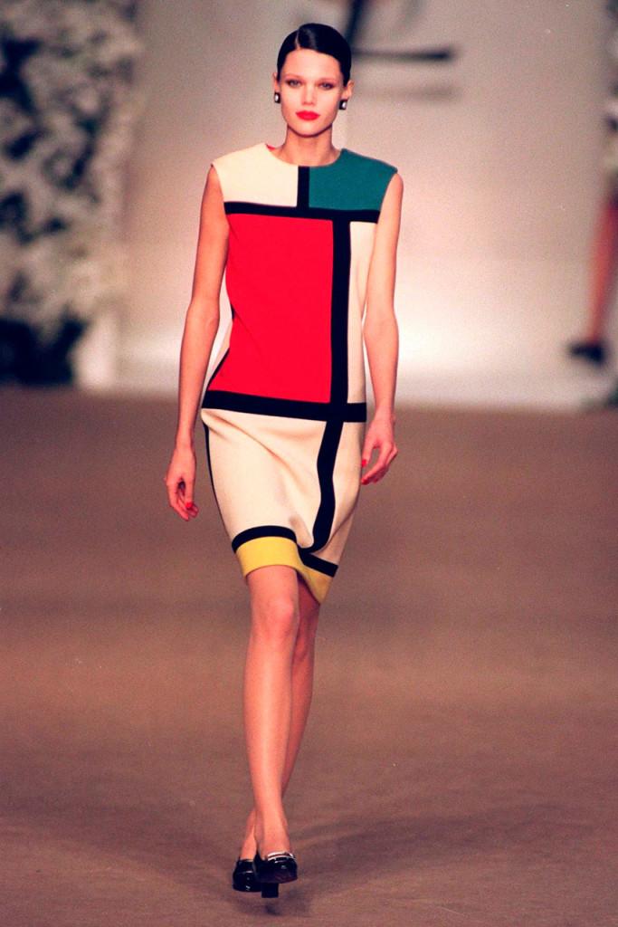 YSL-Mondrian
