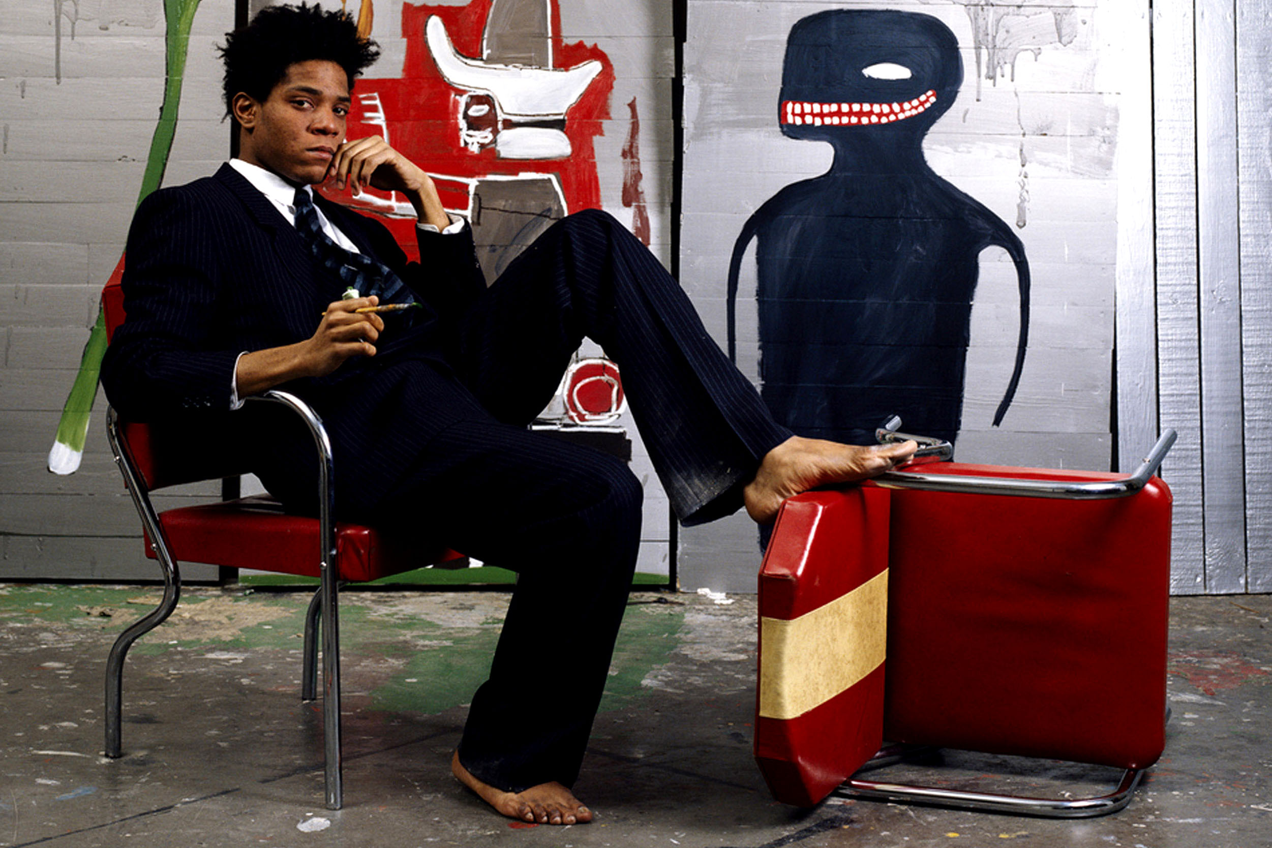 BASQUIAT EXHIBIT