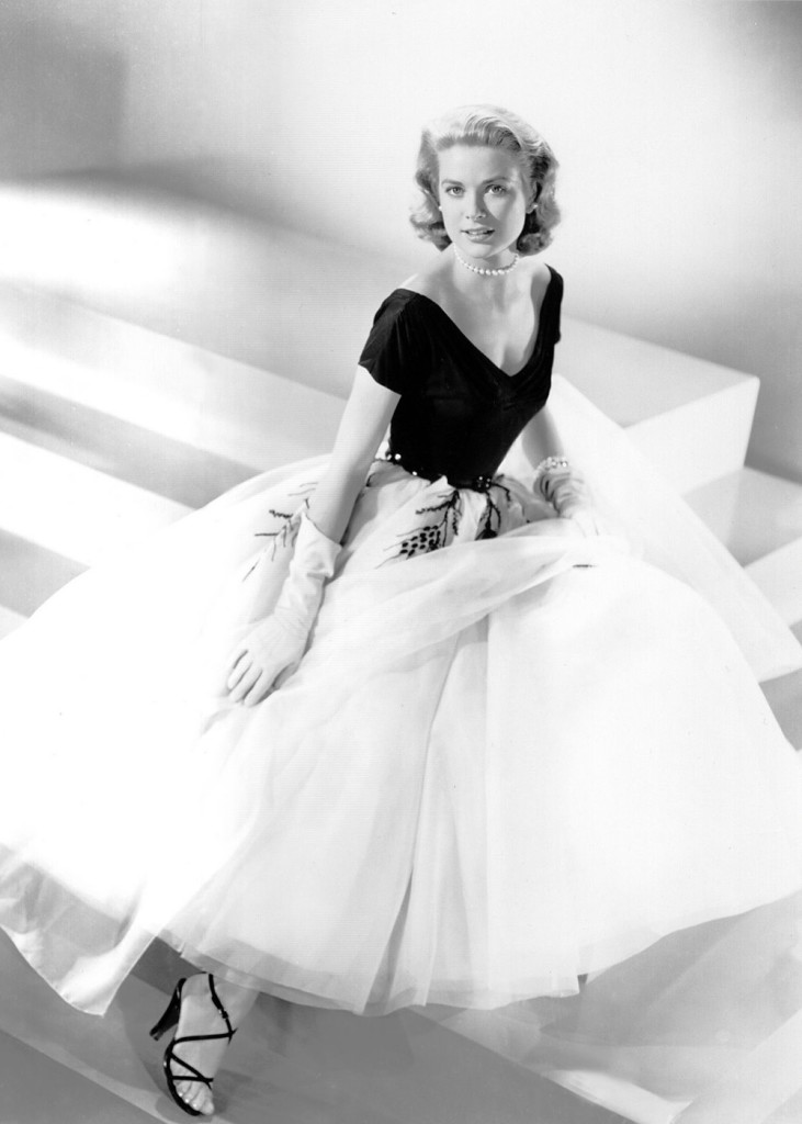 Grace Kelly in 1955