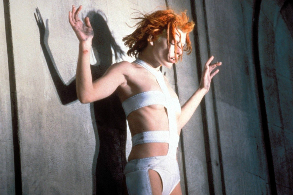 the fifth element milla jovovich