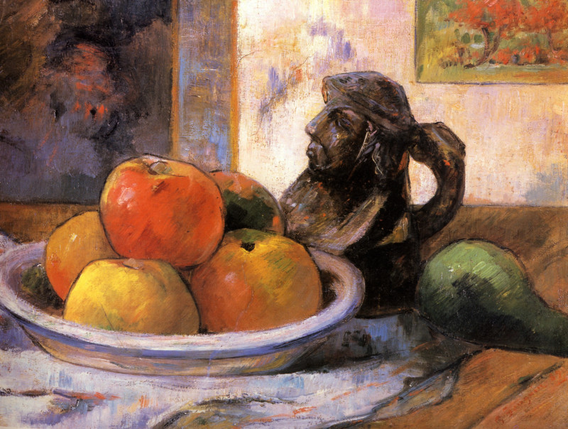 1317043257_www.nevsepic.com.ua_1889-paul-gauguin-pommes-poires-et-pot-apples-pears-and-pot-huile-sur-toile-28x36-cm-harvard-university-art-museum