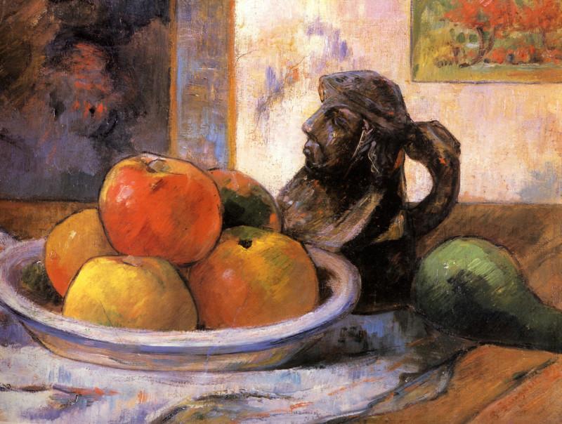 1317043257_www.nevsepic.com.ua_1889-paul-gauguin-pommes-poires-et-pot-apples-pears-and-pot-huile-sur-toile-28x36-cm-harvard-university-art-museum