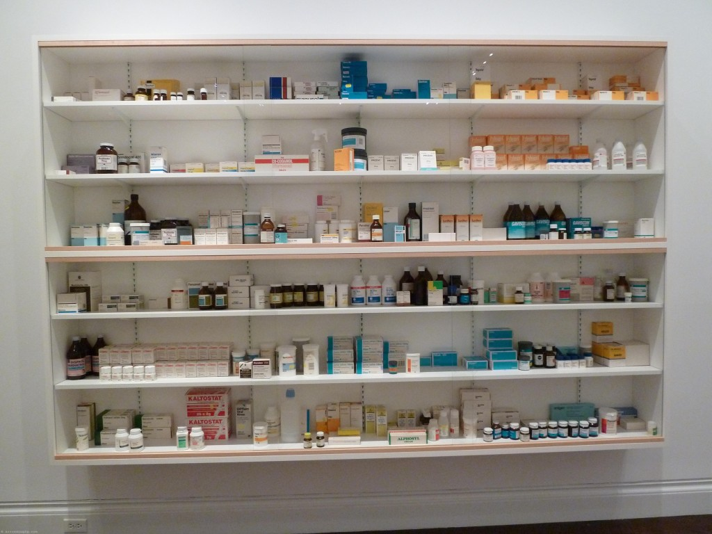 Medicine-Cabinets-by-Damien-Hirst