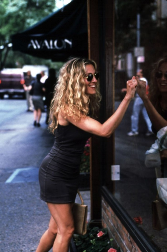 SEX AND THE CITY, Sarah Jessica Parker, 1998-2004, © HBO/ Courtesy: Everett