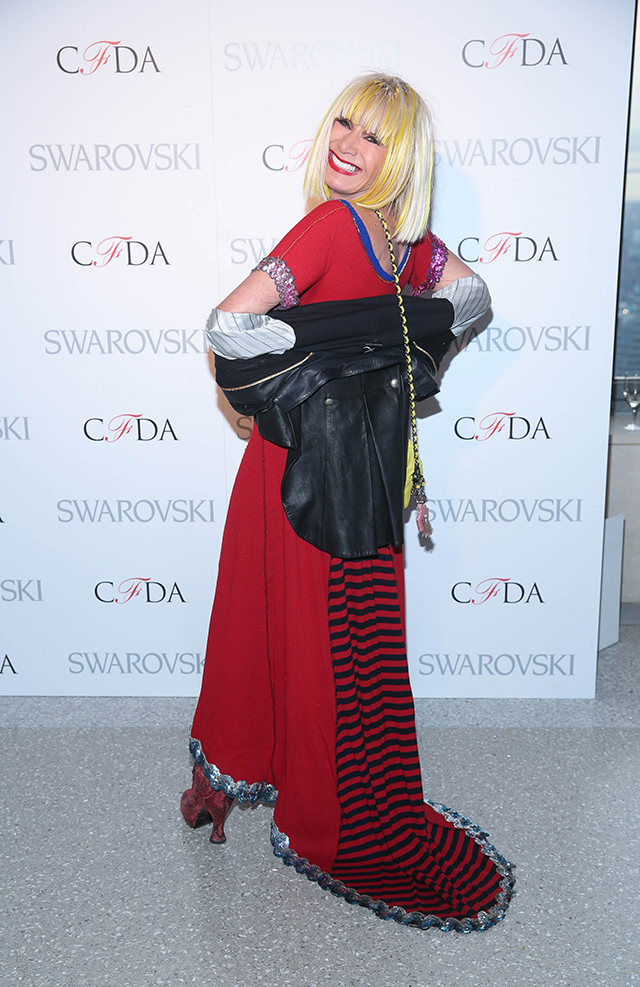 2015 CFDA Fashion Awards Announcement Party