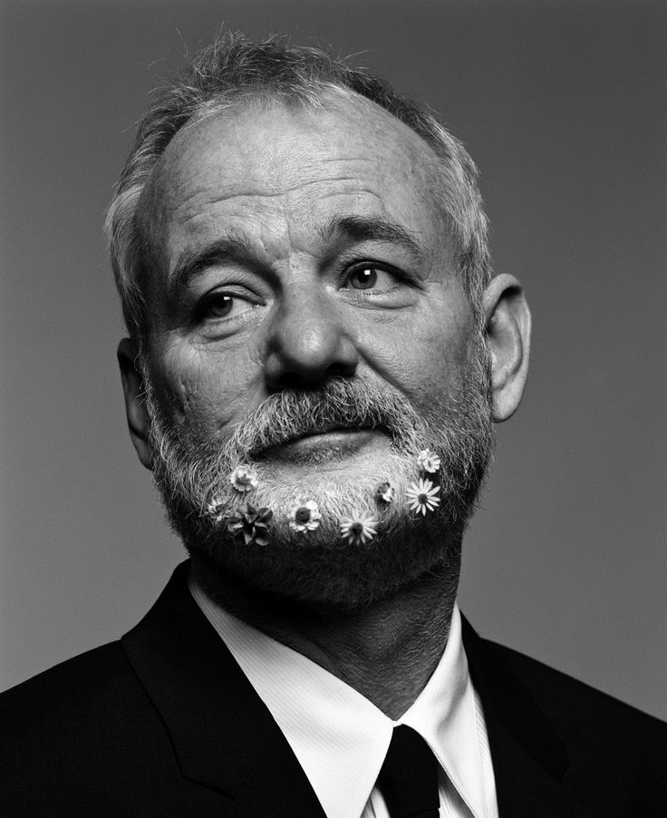 Bill Murray - New York Times Magazine, 2004
