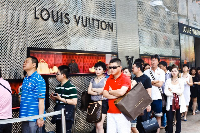 China - Hong Kong - Luxury Shopping
