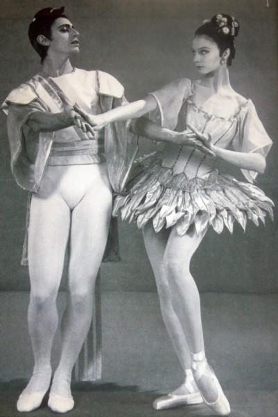 балет кост каринской