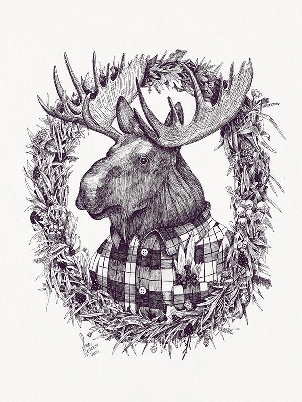 для Old Moose