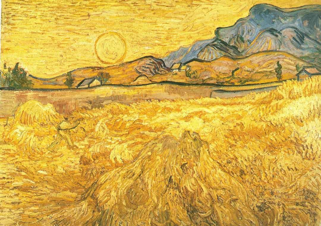 Огненная печь творчества Винсент Ван Гог