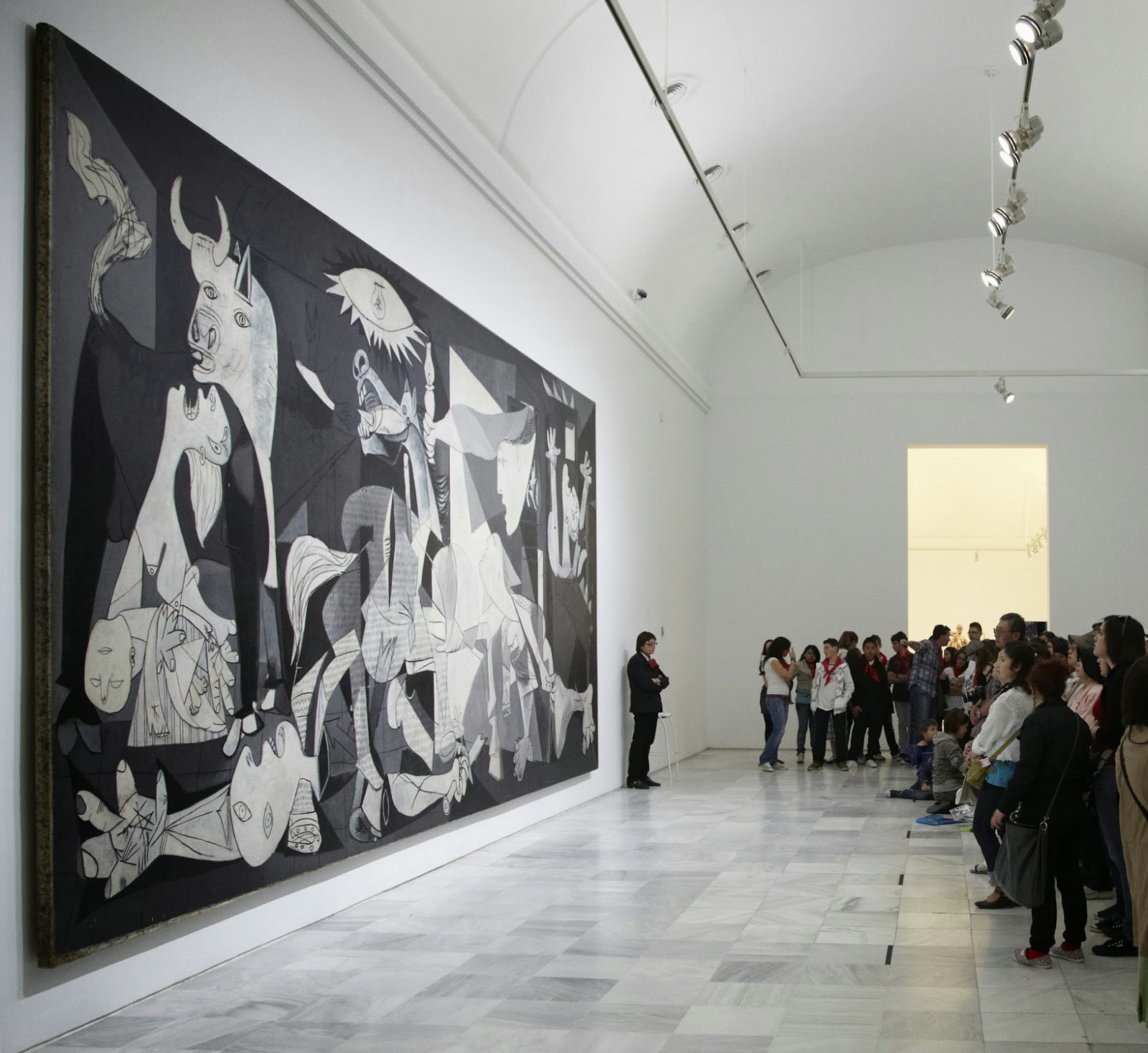 Вечная Герника Пикассо
