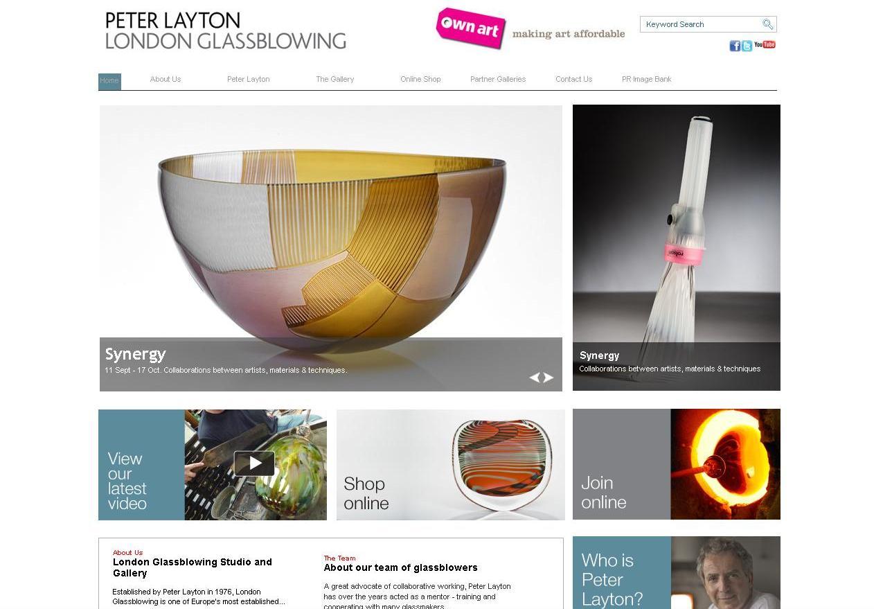топ-5 сайтов стекле в дизайне