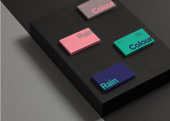 Colour Rain by Nicolas Fuhr