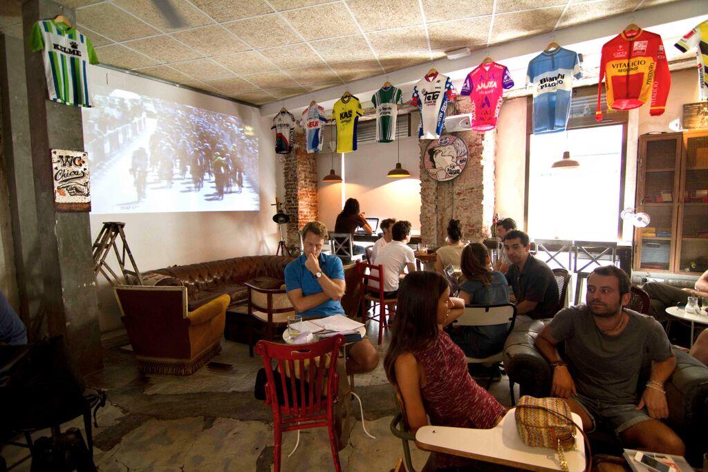 La_Bicicleta_Cafe