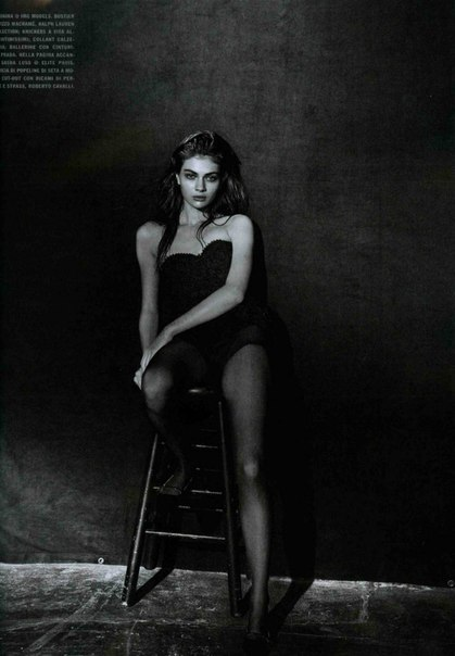 VOGUE It by Peter Lindbergh