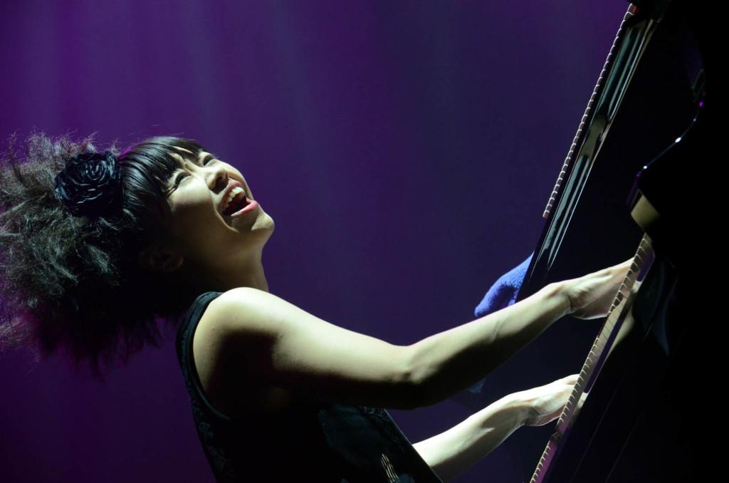 пианистка Хироми