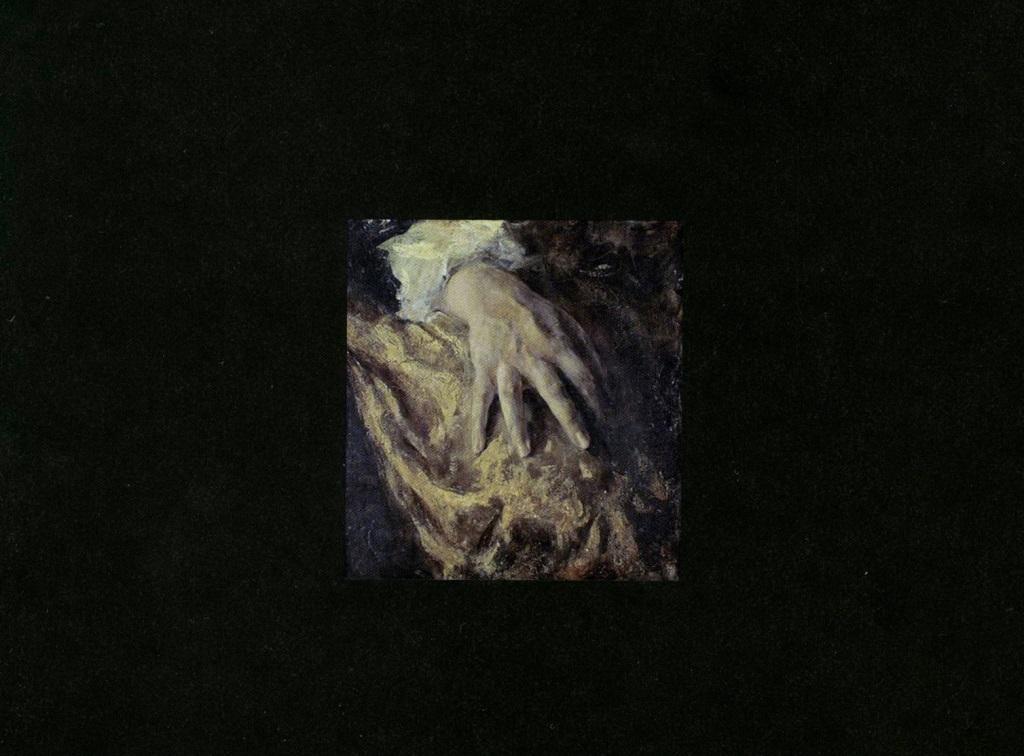 Мариано Фортунь, Рука художника, темпера, картон, 1890