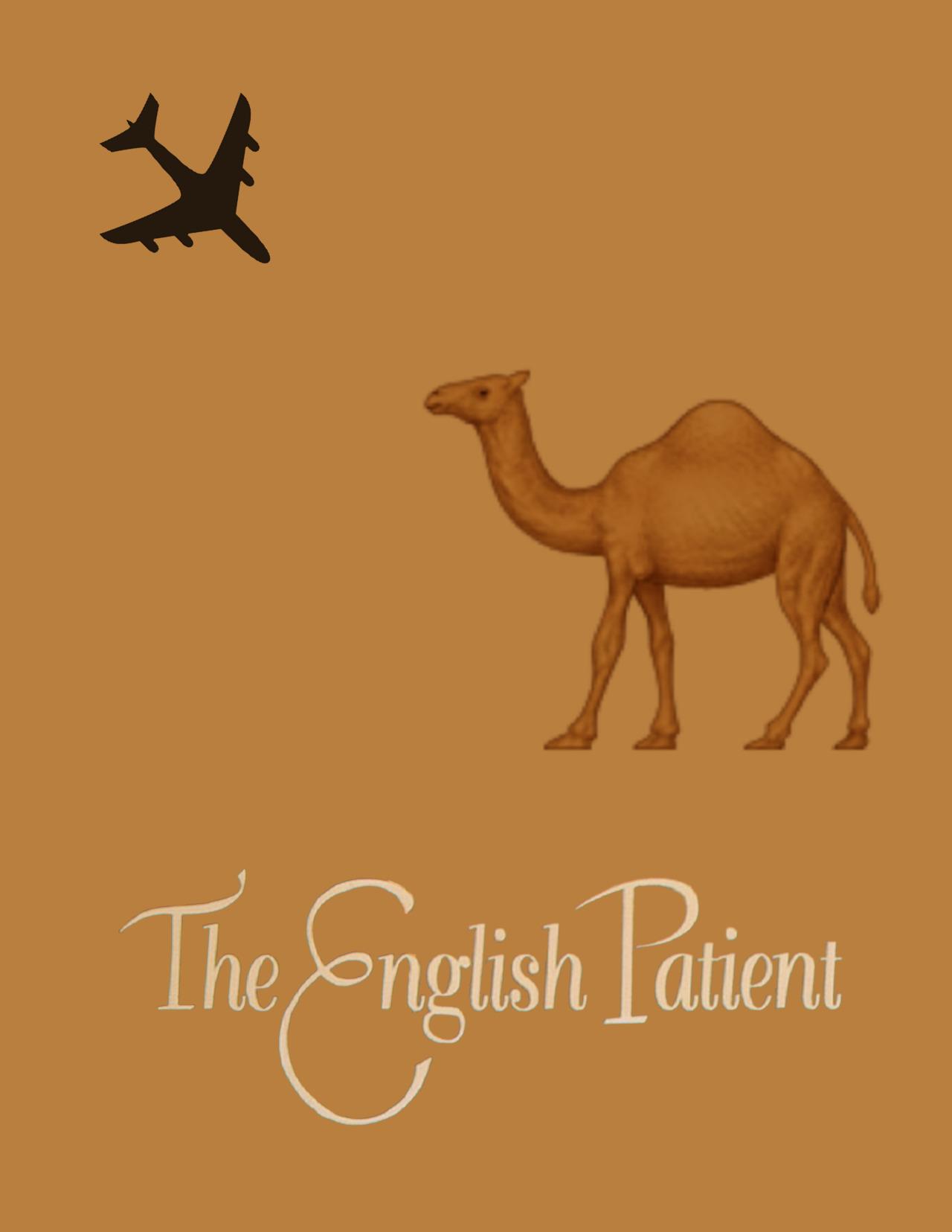 Английский пациент, Энтони Мингелла