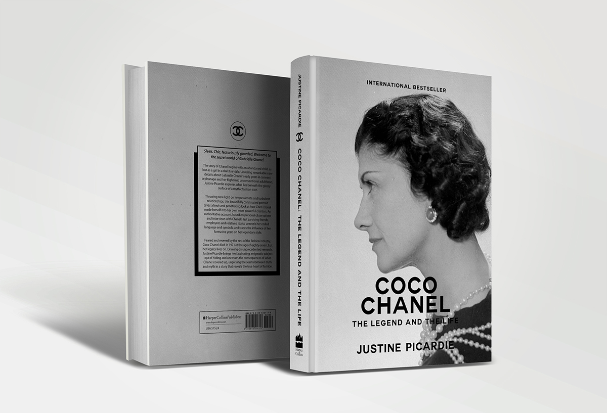 "«Coco Chanel: The legend and the life"" by Justine Picardie."