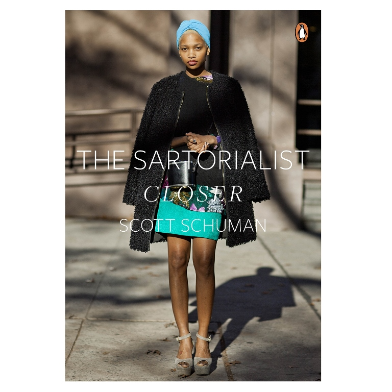"""The Sartorialist. Closer"""