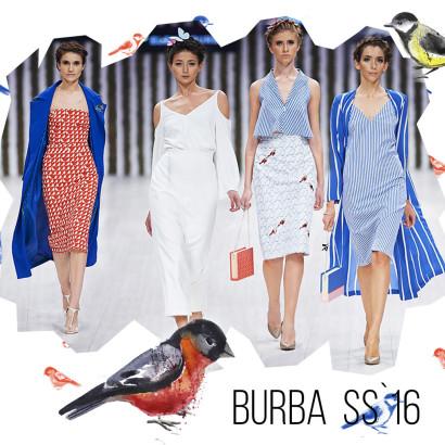 BURBA SS 2016