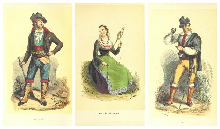 эволюция костюма