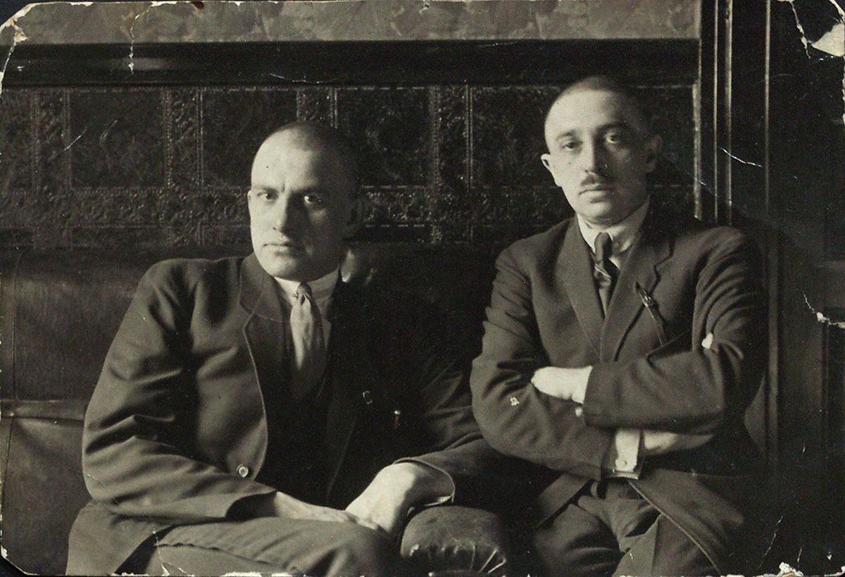 Брик и Маяковский