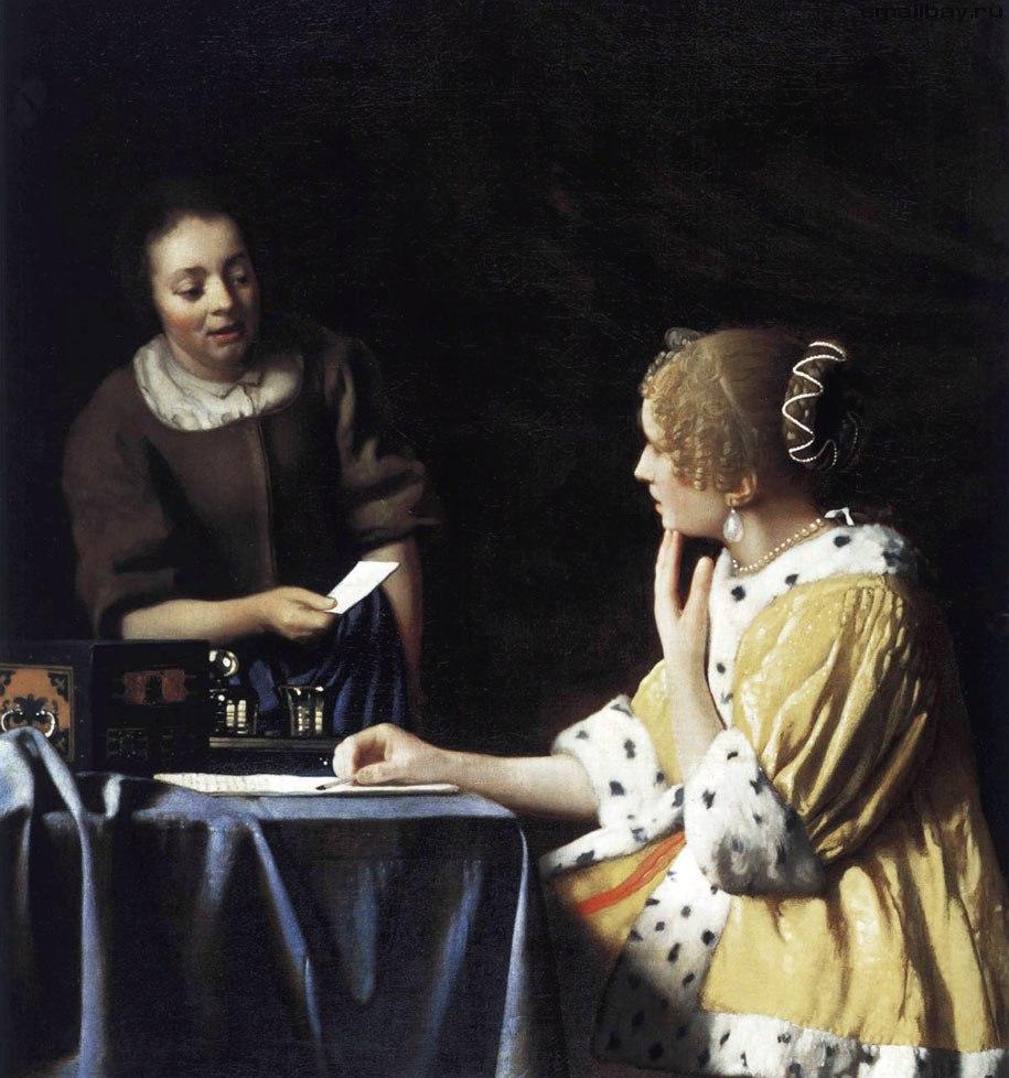 золотой век голландского искусства