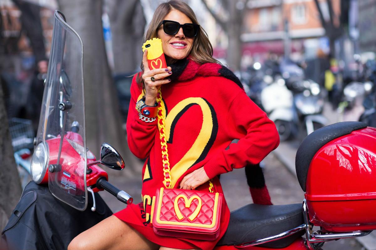 10 правил стиля от Анны Делло Руссо
