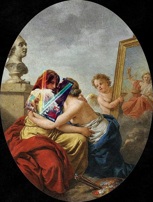 Вербова Дарья, Луи Жан-Франсуа Лагрене