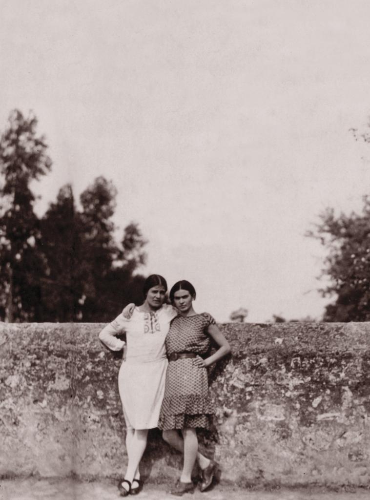 Фрида Кало и Тина Модотти