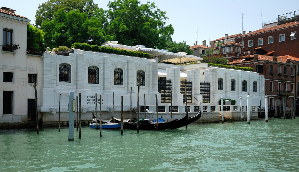 Peggy Guggenheim Collection, Венеция