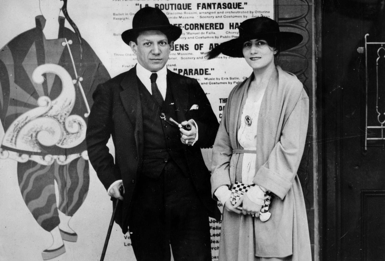проведения забора пабло пикассо и его жена ева лучших финансовых продуктах