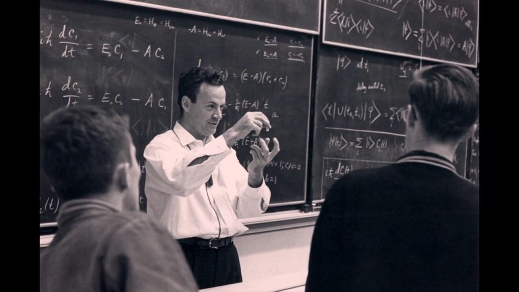 Фейнман Лейтон