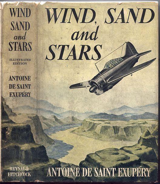 Звезды, песок и ветер