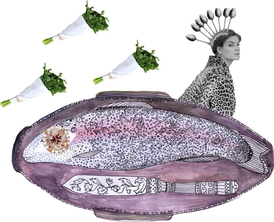 кулинария&мода