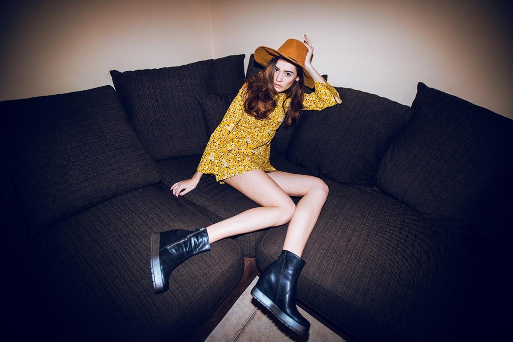 Идеальный гардероб модели