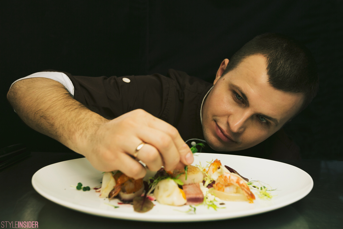 ресторан Bassano