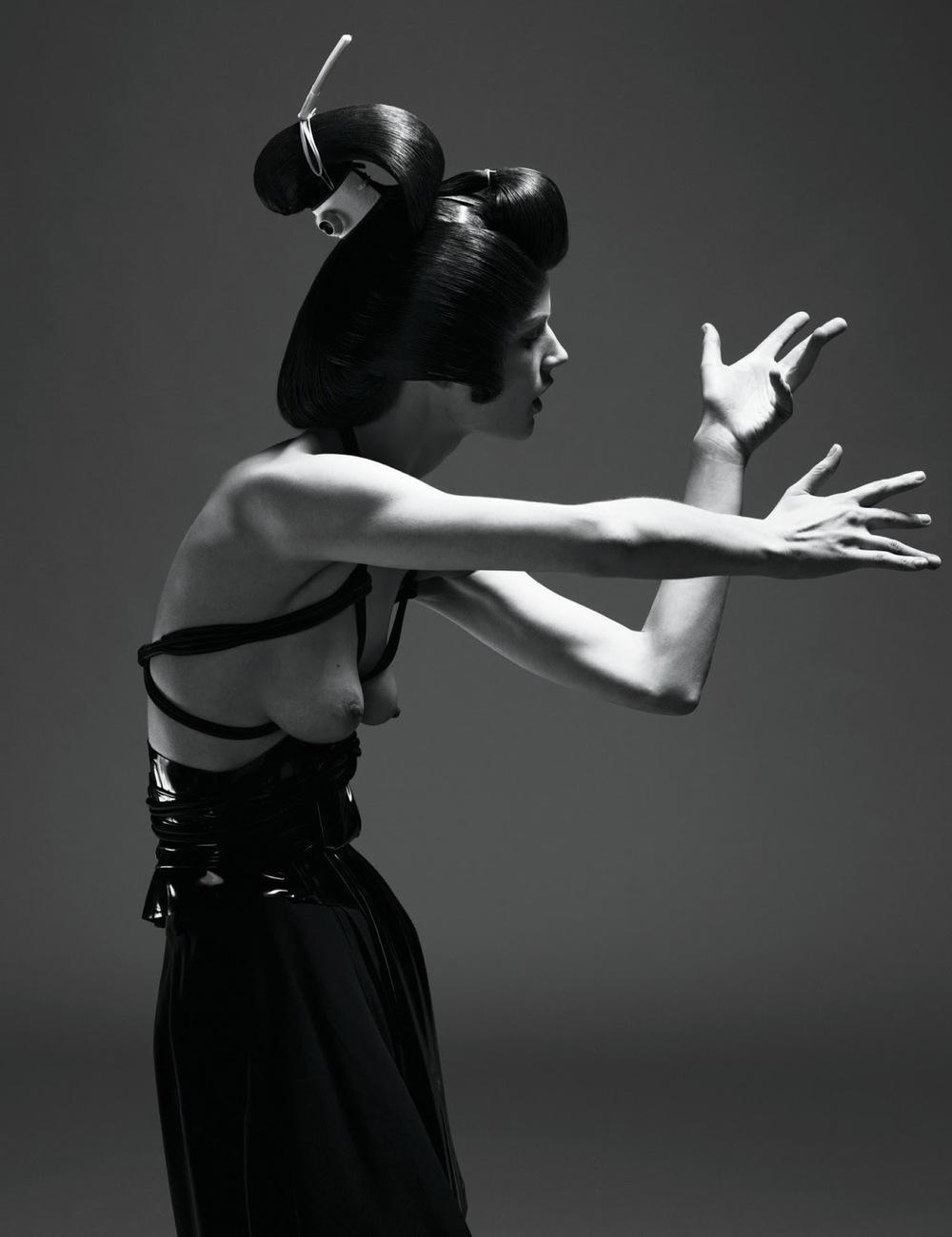 fashion-фотография