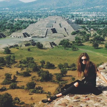 Viva la Mexico! Инна Нечипоренко