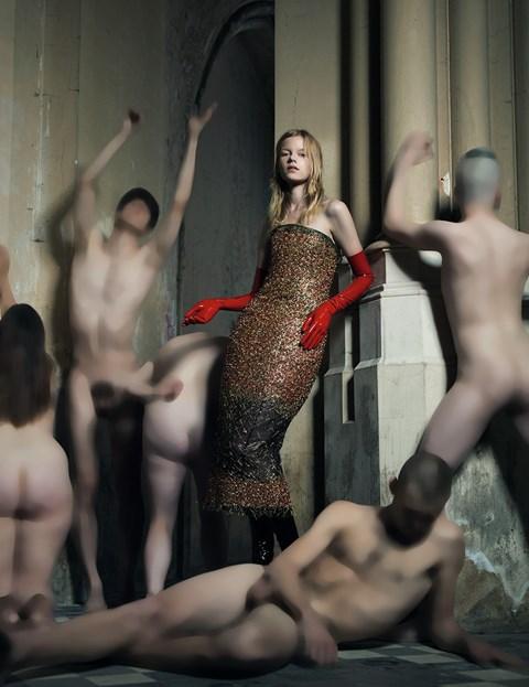 мода о цензуре