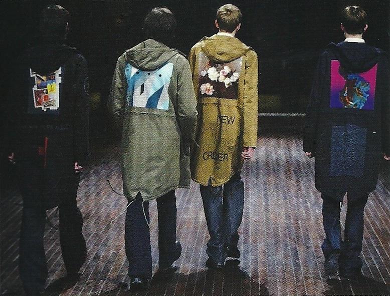 британские моды