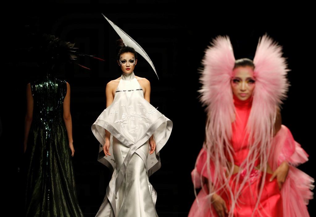 китайская неделя моды