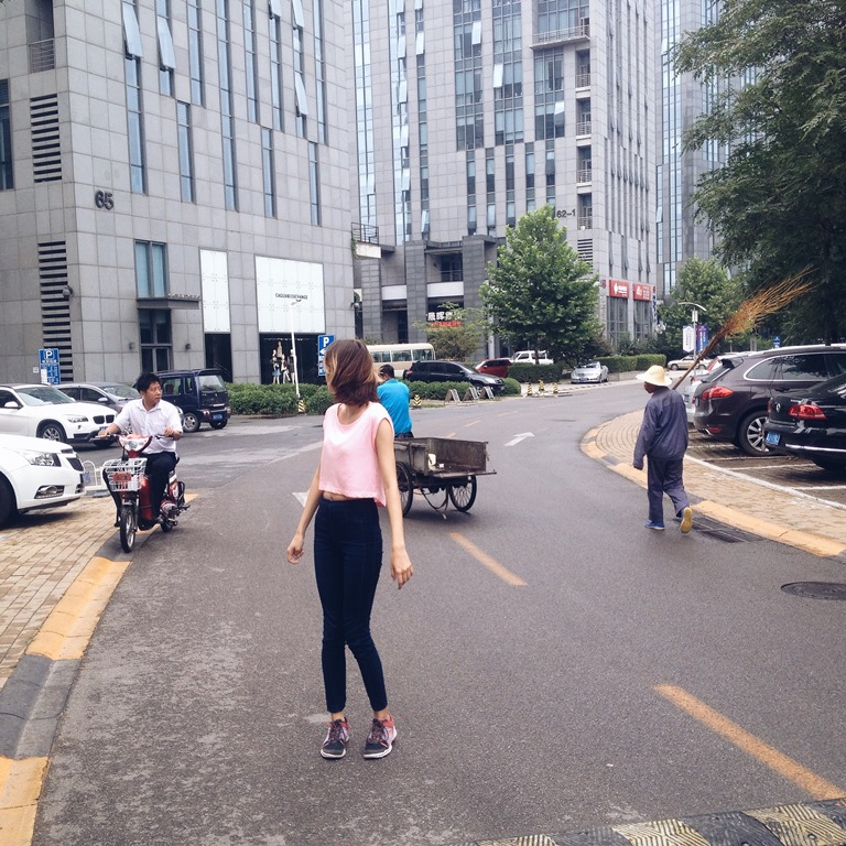 Моделинг в Азии