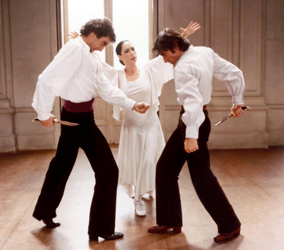 Кровавая свадьба, Саури, танго